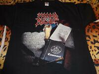Morbid Angel Shirt M-Medium Death Metal Monstrosity Broken Hope