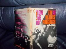 THE BEATLES LOVE ME DO THE BEATLES PROGRESS 1964 FIRST ESITION LOVELY CONDITION