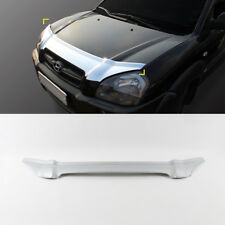 Chrome Hood Bug Bonnet Shield Guard for 2005 2009 Hyundai Tucson