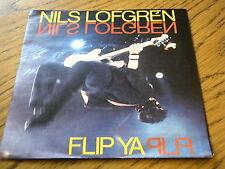 """NILS LOFGREN - FLIP YA FLIP   7"""" VINYL PS"""