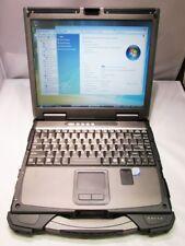 "GETAC B300 13.3"" TOUCH FULLY RUGGED NB, C2D-L7500,4GB,500GB,FPR,DVDRW,VISTA NICE"