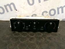 Mitsubishi Shogun Pinin 2002 Heater Controls / Switches MR500782