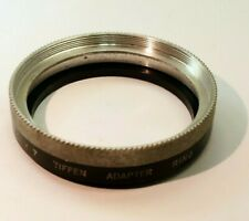Tiffen 49mm to Series 7 VII 54mm Retaining Ring Adapter & Filter holder