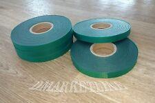 "5 Rolls - 4mil each 300 FEET x 1/2"" Stretch Tie Tape Plant Ribbon Garden Vinyl"