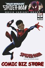 MILES MORALES SPIDER-MAN #3 (2019) 1ST PRINTING SCARCE 1:10 MOVIE VARIANT COVER
