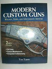 Modern Custom Guns / Walnut, Steel, and Uncommon Artistry *FREE SHIPPING