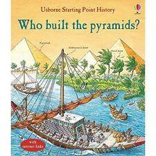 Who Built The Pyramids? Paperback