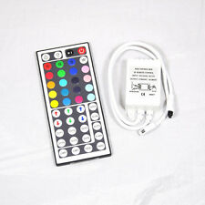 44Key IR Remote+Controller For 5050 3528 RGB LED Light Strip Double-Sided PCB