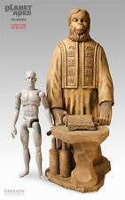 "SIDESHOW The PLANET of The APES The LAWGIVER 18"" STATUE Figure Bust Toy Figurine"