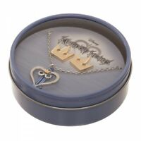 Kingdom Hearts Necklace and Earring Gift Box Bioworld