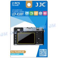 JJC LCD Guard Film Camera Screen Protector for Fuji X100T X-M1 X-A1 X-A2 X100F