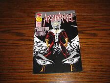 Marvel - ARCHANGEL One-Shot Comic!!  1996 Glossy VF/VF+