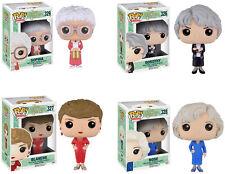 Funko POP! TV ~ GOLDEN GIRLS SET ~ Blanche, Rose, Sophia & Dorothy ~ IN STOCK!