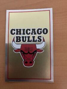 Carte NBA Chicago Bulls Panini Sticker 96/97