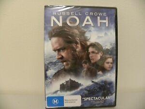 Noah DVD Region 4 NEW & SEALED
