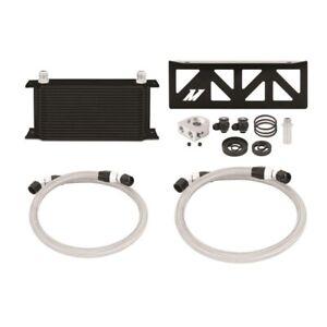 Mishimoto Black Oil Cooler Kit for 2013-2019 Subaru BRZ Toyota FR-S 86