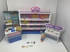 Mattels Shoppin' Fun Barbie & Kelly Supermarket Playset #67507
