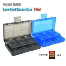 24-in-1 Game Card Case Holder Cartridge Box for Nintendo Switch Video Games