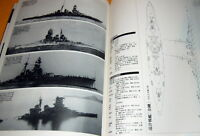 Battleship of the Imperial Japanese Navy 1868-1945 ww2 book japan war #0104