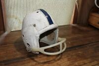 Vintage football helmet leather 40s/50s. 100% Authentic.