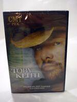 NEW - DVD's TOBY KEITH,  2007 -  Walmart Soundcheck Exclusive: Live Nashville