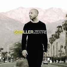 CD*SCHILLER**ZEITREISE**DAS BESTE VON SCHILLER***NAGELNEU & OVP!!!