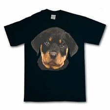 ROTTWEILER PUP T-SHIRT -  Dog Puppy - Sizes Small to XXXL
