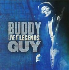 Live at Legends by Buddy Guy (CD, Dec-2012, RCA)