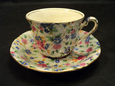 "NICE ROYAL WINTON ""OLD COTTAGE"" CHINTZ CUP & SAUCER"