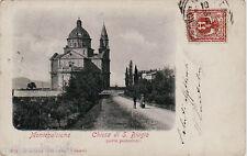 #MONTEPULCIANO: CHIESA DI S. BIAGIO