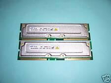 SAMSUNG 512MB PC1066 RIMM RAMBUS RDRAM, guaranteed