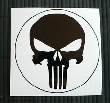 adesivo MONSTER MOSTRO teschio sticker decal vynil vinile skull auto moto