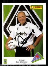 Gerd Schommen Bor. M´Gladbach 1995-96 TOP AK   + A 68726