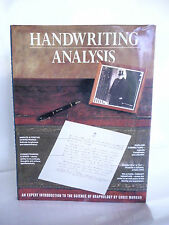 Handwriting Analysis by Chris Morgan