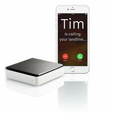 Invoxia Voice Bridge - accesorio para pasar llamadas desde Teléfono fijo a Mó