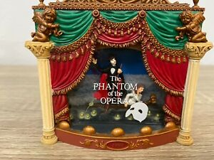 The Phantom of the Opera Music of the Night Broadway Ornament Carlton Cards 1999