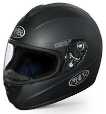 Casco Premier Monza Negro Mate talla S