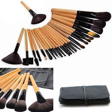 24 Pcs Professional Make Up Brush Set Foundation Brushes Kabuki Makeup Brush UK