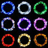 2/3/5M String Fairy Light 20 LED Battery Operated Xmas Party Wedding Lamp RK