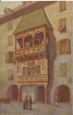 PC03376 Innsbruck. Goldenes Dachl. R. Warger