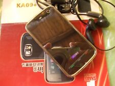 TELEFONO CELLULARE CECT KA09  dual sim sciphone