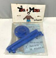 TIRA E MOLLA gioco abilità SIMPATY busta sorpresa Vintage skill game anni 60 70