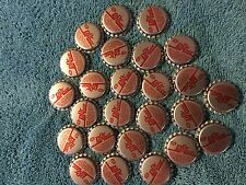 POP BOTTLE CAPS -- DR. PEPPER --UNUSED , NEW BUT OLD STOCK --# 3 -- LOT OF 25