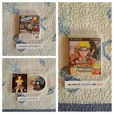 Naruto Shippuden Ultimate Ninja Storm Generations PS3 PAL ITA