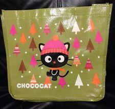 NEW Sanrio Hello Kitty Chococat Reusable Shopping Gift Bag Tote Christmas