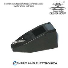Puntina Audio Giradischi Ortofon Nadel 5 - OM 5 - OMB 5 Dual DN 163 165 166 168