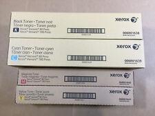 Genuine Xerox Versant 80 Press Versant 108 Press CMYK Toner Set Fast Shipping