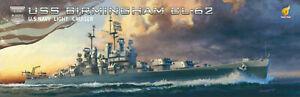 Very Fire VF350921 US Light Cruiser Birmingham 1/350 Scale Plastic Model Kit