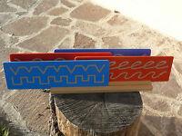 NUOVO Materiale gioco Educativo didattico tavolette tattili Montessori