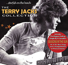 TERRY JACKS Greatest Hits 'Starfish On The Beach' 2 CD Seasons in the Sun BEST